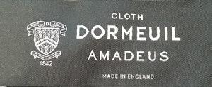 世界を代表するマーチャント 英国製高級オーダースーツ生地 ドーメル のご紹介