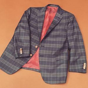 ドーメル アマデウスのオーダースーツが完成