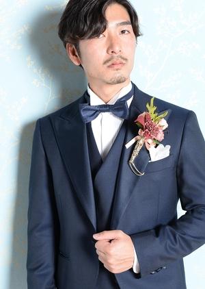 滋賀で結婚式をお考えの方へNEO-MODAオリジナルタキシードがデビューしました